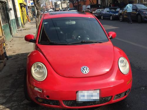 volkswagen beetle 2.5 gls sport turbo 5vel qc mt 2007