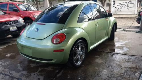 volkswagen beetle 2.5 glx 5vel piel r-17 mt 2006