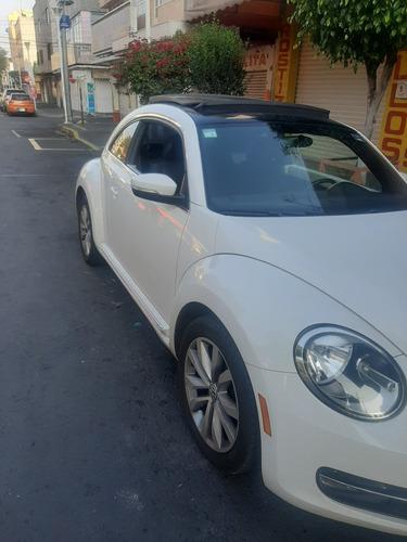volkswagen beetle 2.5 sport 6 vel at 2013
