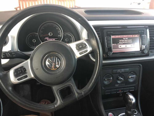 volkswagen beetle 2.5 sport at 2015