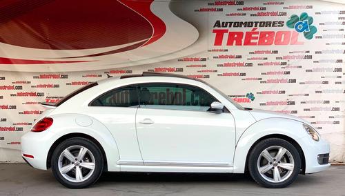 volkswagen beetle 2.5 sport automático 2016
