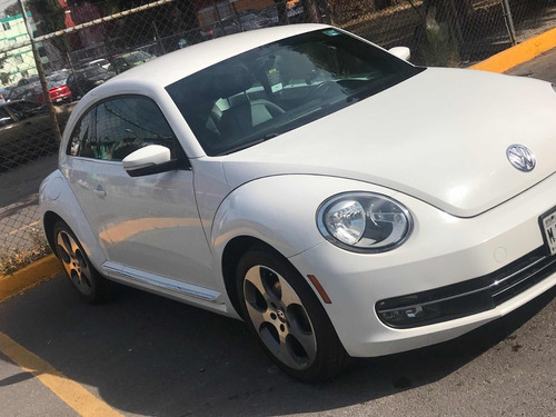 volkswagen beetle 2.5 sport tiptronic at 2012