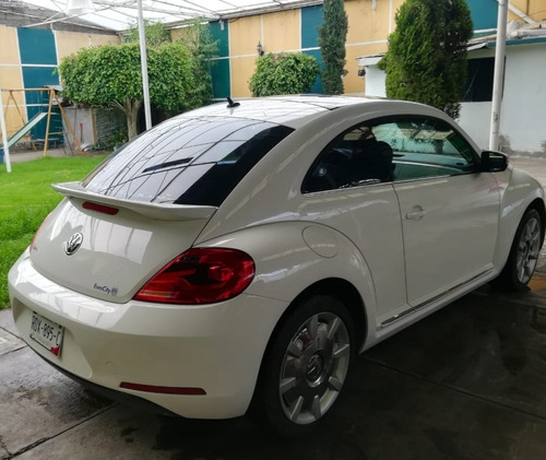 volkswagen beetle 2.5 sport tiptronic paq. x box at 2013