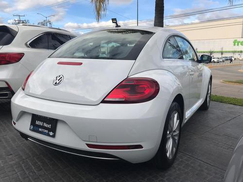 volkswagen beetle 2.5 sportline mt 2017