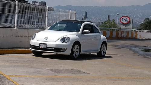 volkswagen beetle 2.5 sportline mt 3 p  el mejor