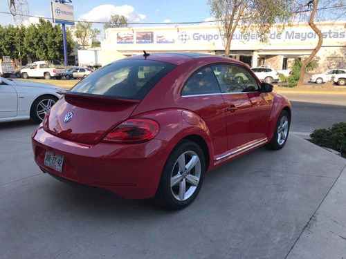 volkswagen beetle 2.5 sportline tiptronic at 2016