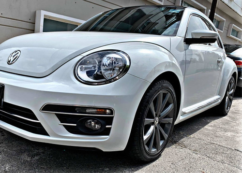 volkswagen beetle 2.5 sportline tiptronic at 2017