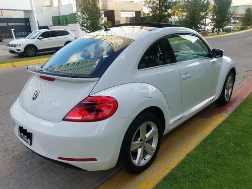 volkswagen beetle 2.5 sportline tiptronic impecable 1 dueño