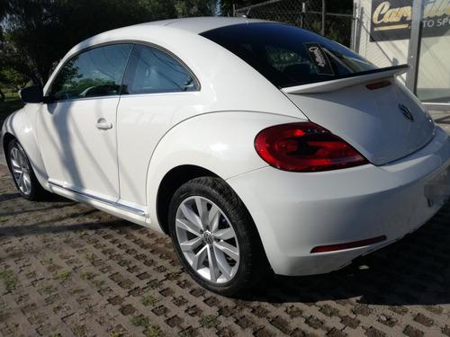 volkswagen beetle 2.5  tiptronic at 2012
