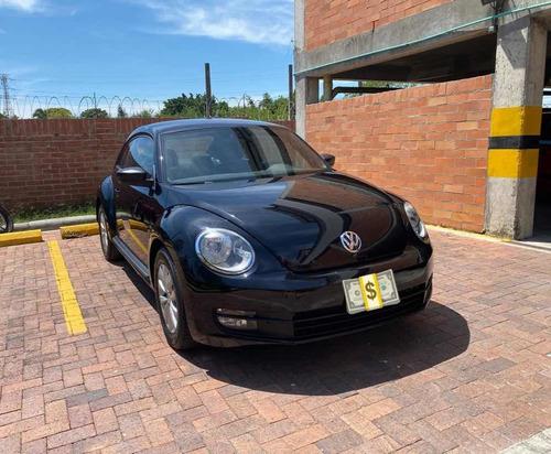 volkswagen beetle automóvil