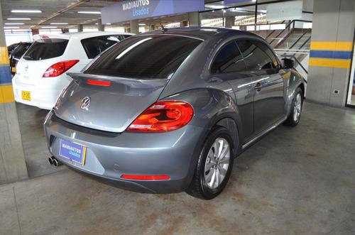 volkswagen beetle desing 2.5 aut. 2016