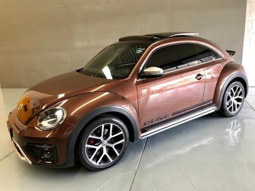 volkswagen beetle dune 3.0 turbo 2016 a crédito