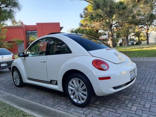 volkswagen beetle edicion especial 2.5 2008 impecable!