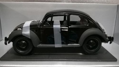 volkswagen beetle escala 1/18 auto de pelicula