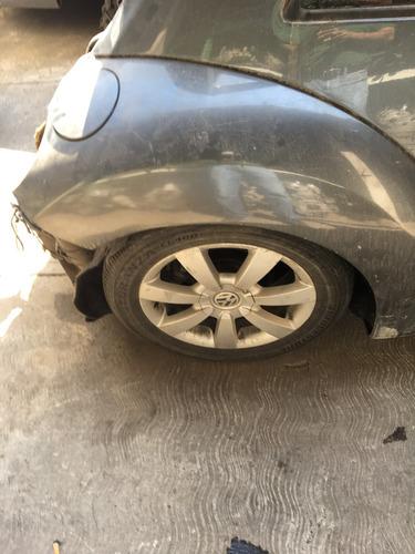 volkswagen beetle gls 2.0 std 2009 por partes refacciones