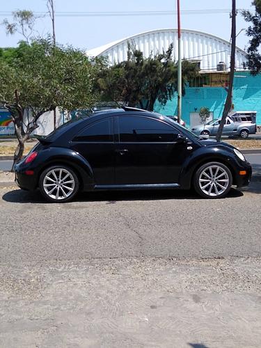 volkswagen beetle, motor 1.8 turbo s, negro, 6 velocidades.