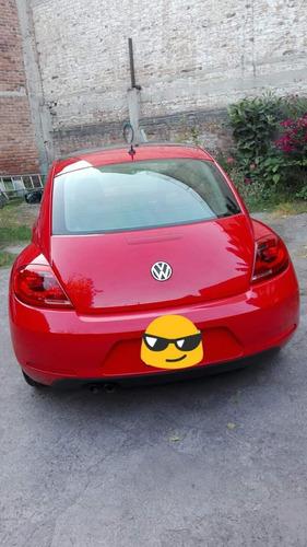 volkswagen beetle sport 2012 automatico