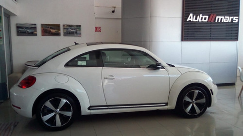 volkswagen beetle turbo dsg 2013 color blanco
