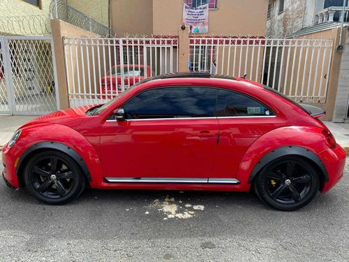 volkswagen beetle turbo dsg