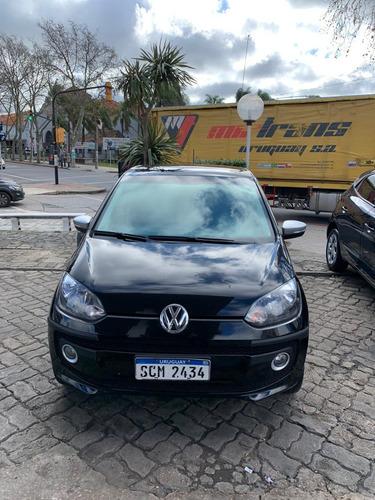 volkswagen black up! motor1,0 2015 negro 5 puertas pack full