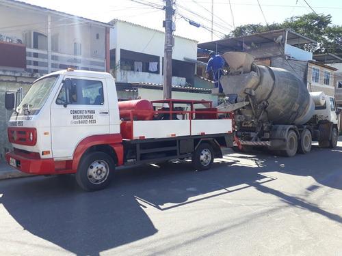 volkswagen bomba de concret p88