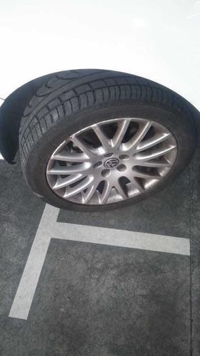 volkswagen bora 1.8 highline t tiptronic cuero 2012