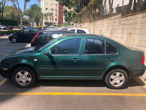 volkswagen bora 2.0 4p gasolina 2001 sao paulo capital