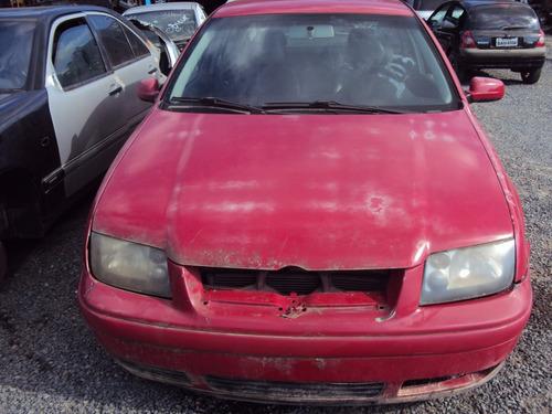 volkswagen bora 2.0 8v 2002 sucata p/ retirada peças