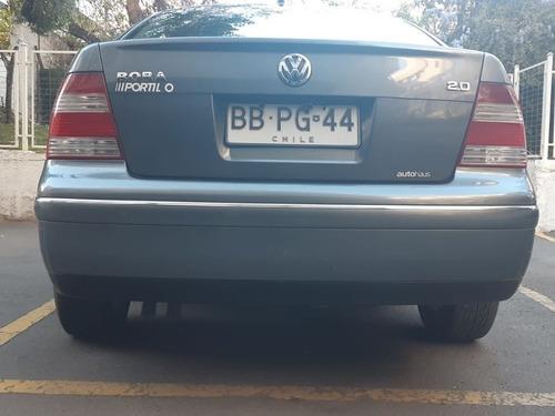 volkswagen bora 2.0 power