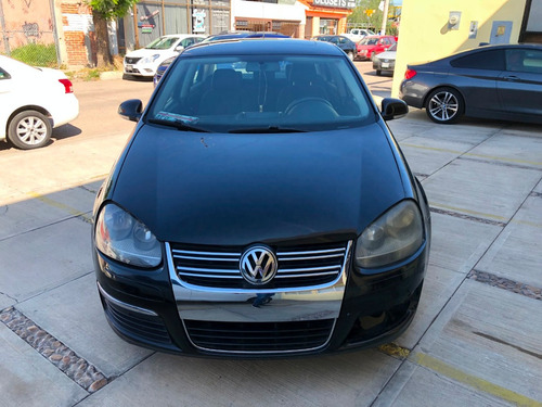 volkswagen bora 2.0 style active tiptronic at 2009 negro