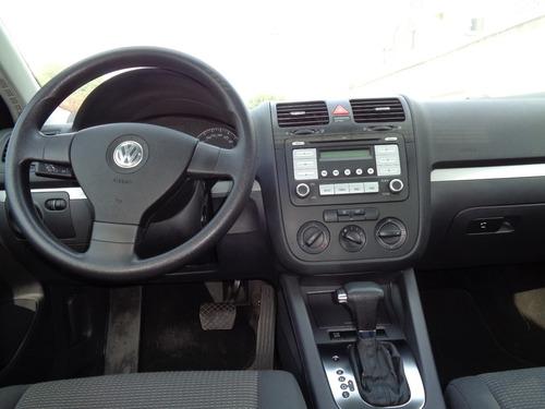 volkswagen bora 2.5  automatico 2009