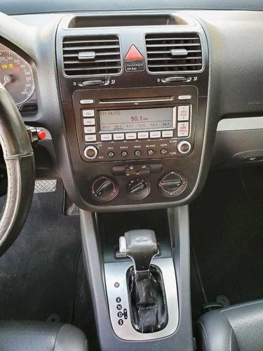 volkswagen bora 2.5 exclusive tiptronic piel at 2008