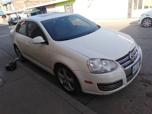 volkswagen bora 2.5 exclusive tiptronic piel at 2008