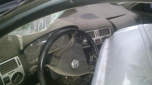 volkswagen bora año 2008 airbag sanos dado de baja s/ motor