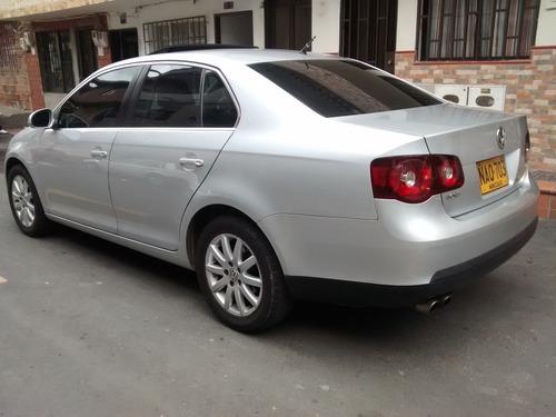 volkswagen bora exclusive 2.5 gl, 2008, plata, automatico tp