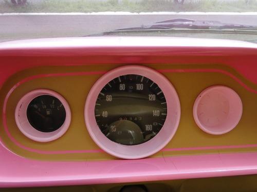 volkswagen brasilia 1.6 8v gasolina 2p manual