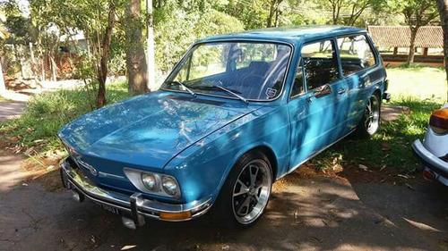 volkswagen brasilia 1600 1976 placa preta em estado de nova