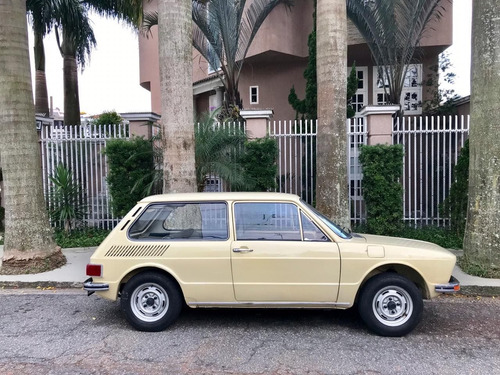 volkswagen brasilia  1976