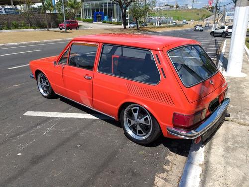 volkswagen brasilia 1976 carangas  garage