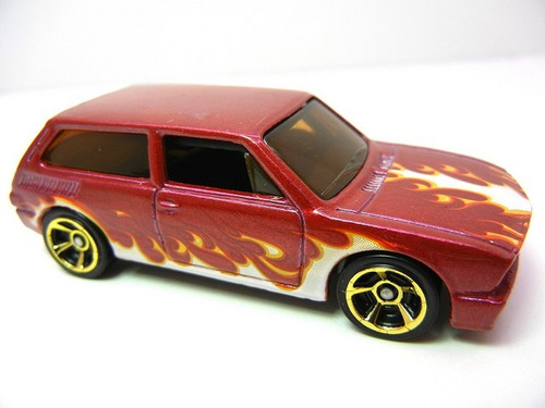 volkswagen brasilia escala 1/64 coleccion hot wheels b108