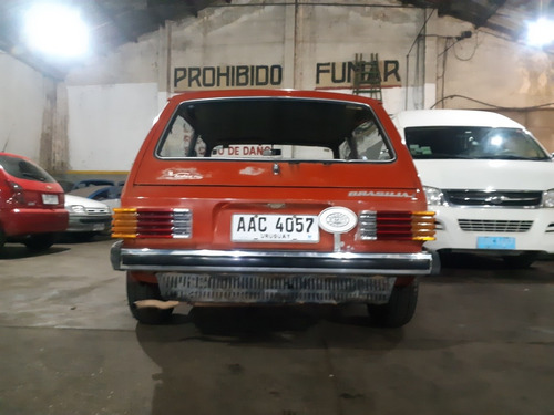 volkswagen brasilia l 1600