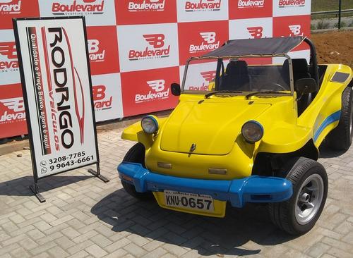 volkswagen bugre  buggy 1.6 2 lugares