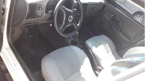 volkswagen caddy 1.6 c/gnc 2005!!!
