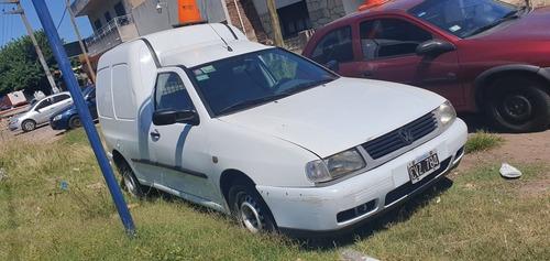 volkswagen caddy 1.6 mi 2000