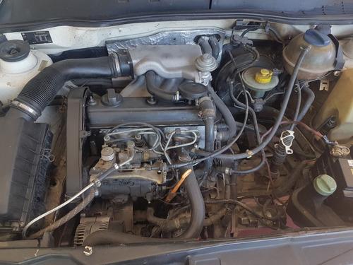 volkswagen caddy 1.9 diesel año 2001 color blanco