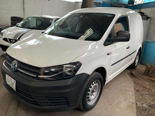 volkswagen caddy 2.0 tdi std 5 vel 2016