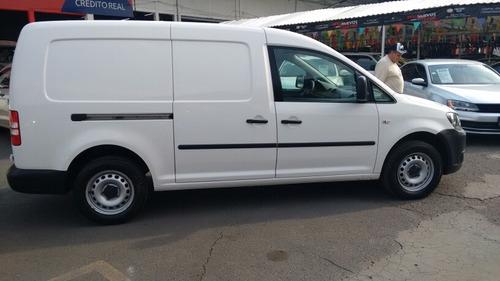 volkswagen caddy 2015 1.2 maxi cargo van larga aa mt