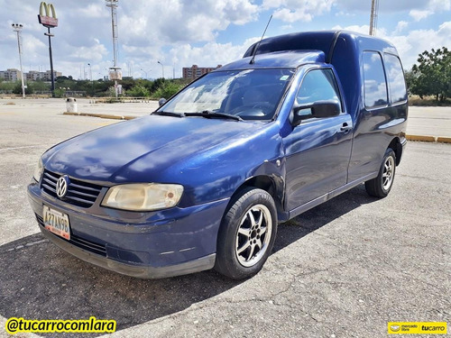 volkswagen caddy panel 4x2 sincrónico