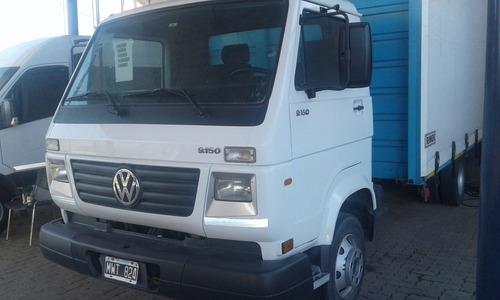 volkswagen camion caja syder 13.180 año 2013  cc