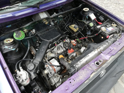 volkswagen caribe 1982 factura original